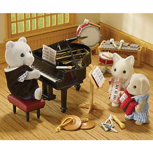 Sylvanian Families Henry Bearbury Teacher Music set