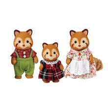 Sylvanian Families Red Panda Family of 3