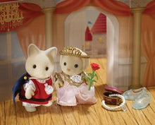 Sylvanian Families School play set with Cat and dog figures