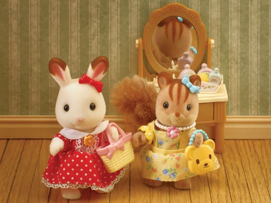 Sylvanian Families Accessory Set for Dressing up