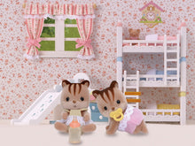 Sylvanian Families Walnut Squirrel twins