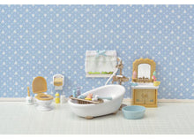 Sylvanian Families New Country Bathroom Set