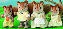 Sylvanian Families Walnut Squirrel Family Buy in Australia