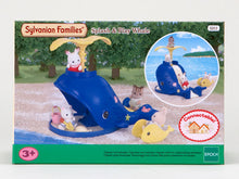 Sylvanian Families - Splash and Play Whale  - SF 5211