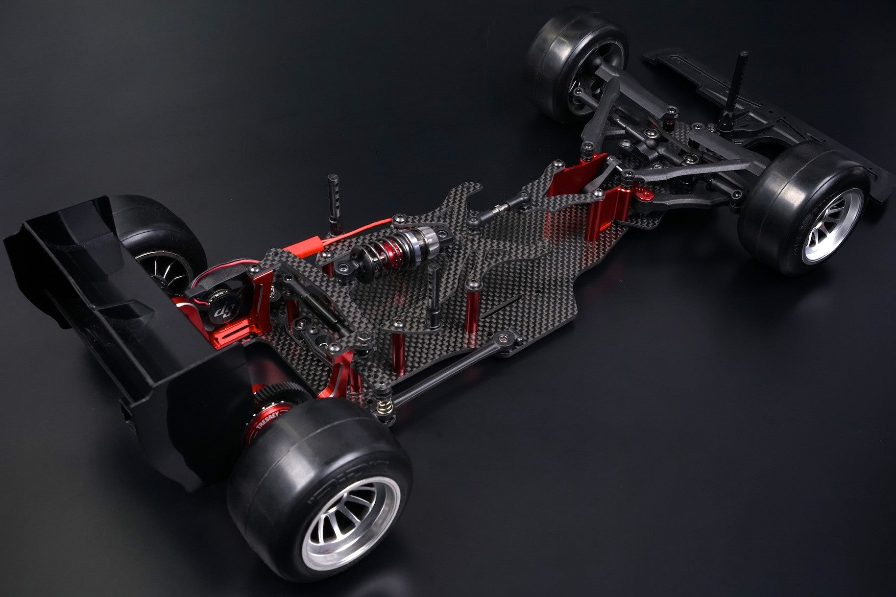 Speed Passion SP1.1 F1 Racing Car Kit SPN70002
