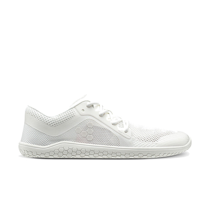 Vivobarefoot Primus Lite Mens Bright White - Genuine Vivobarefoot Shoes - ShoesVB