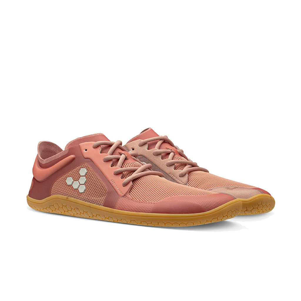 Vivobarefoot Primus Lite II Recycled Womens Terracotta - Genuine Vivobarefoot Shoes - ShoesVB