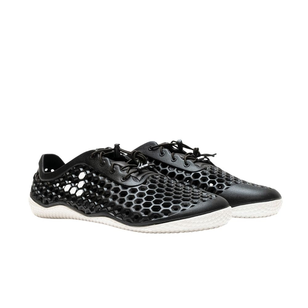 Vivobarefoot Ultra III Bloom Mens Obsidian Pair