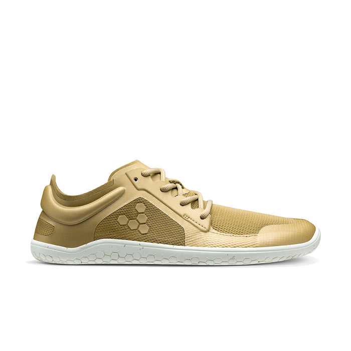 Vivobarefoot Primus Lite II Recycled Womens Gold - Genuine Vivobarefoot Shoes - ShoesVB
