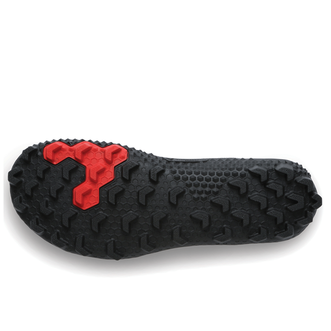 Vivobarefoot Primus Trail SG Womens Black/Red - Genuine Vivobarefoot Shoes - ShoesVB