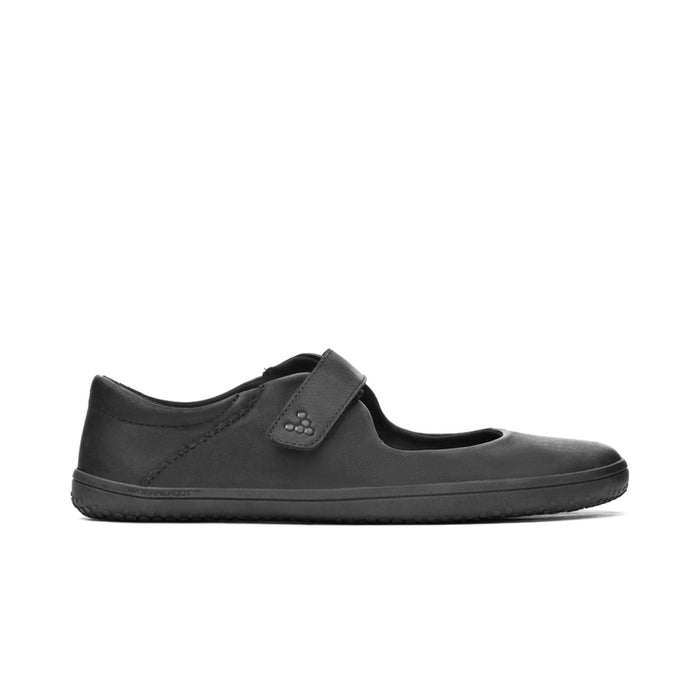Vivobarefoot Wyn Junior Black - Genuine Vivobarefoot Shoes - ShoesVB