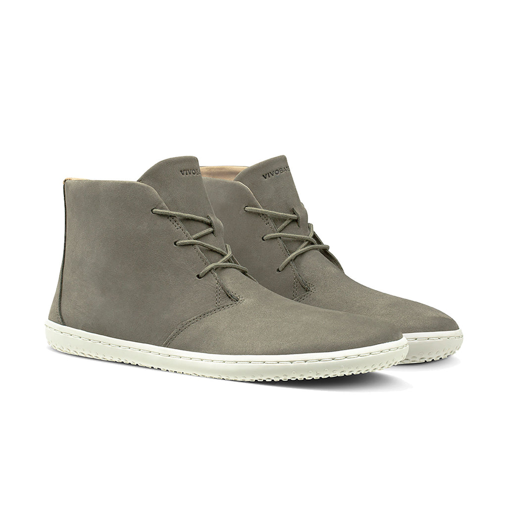 Vivobarefoot Gobi III Womens Dusty Olive - Genuine Vivobarefoot Shoes - ShoesVB