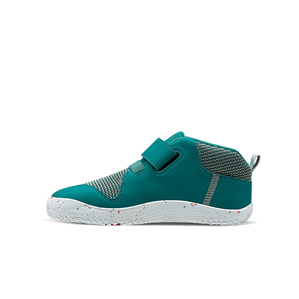 Vivobarefoot Primus Bootie Toddler Everglade Green - Genuine Vivobarefoot Shoes - ShoesVB