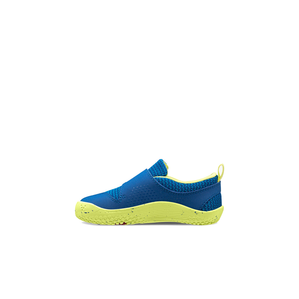 Vivobarefoot Primus Toddler Vivid Blue - Genuine Vivobarefoot Shoes - ShoesVB