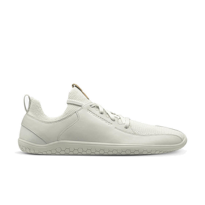 Vivobarefoot Primus Knit Mens Bright White - Genuine Vivobarefoot Shoes - ShoesVB