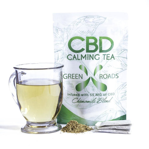 cbd tea bag