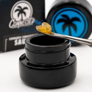 Strain Review: N'ice Cream Live Resin Sauce - Connected Cannabis Co.