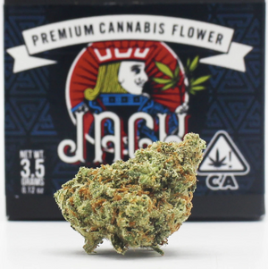 Strain Review: The Cure Co - Jack
