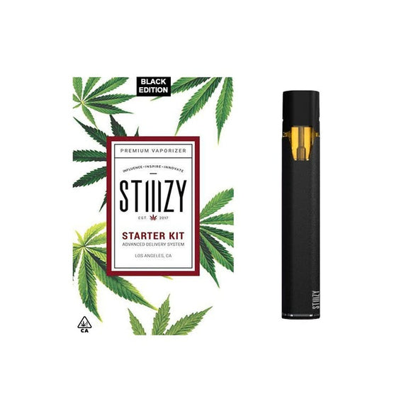 STIIIZY Starter Kit - Black Edition