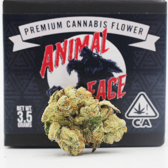Animal Face (s/h) - The Cure Company (32% THC)