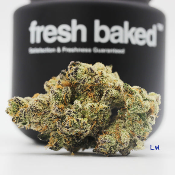 Apple Fritter (h) - Fresh Baked (24% THC)