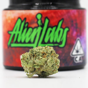 Area 41 (h) - Alien Labs (25% THC)