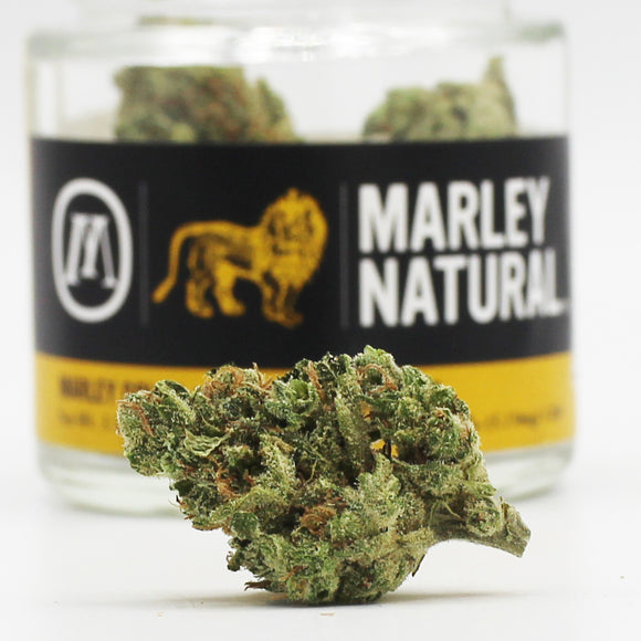 Blue Dream (s/h) - Marley Natural (17% THC)