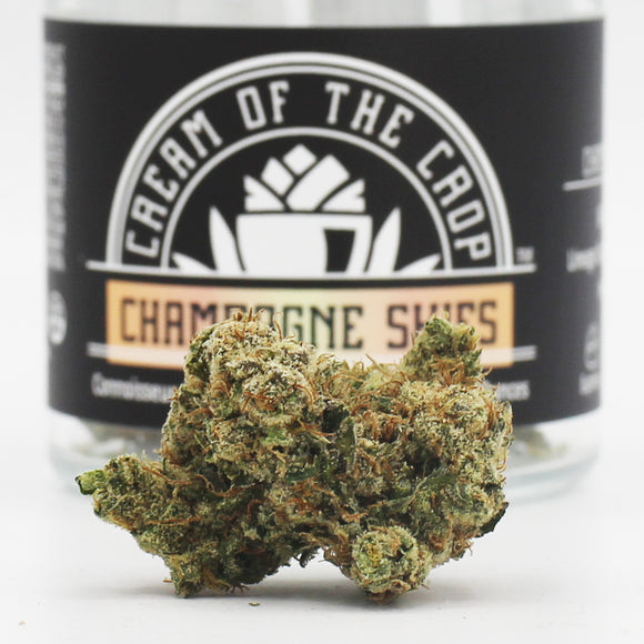 Champagne Skies (s/h) - Cream of The Crop (28% THC)