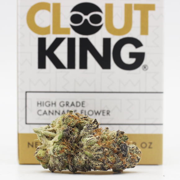Peanut Butter Cup (i/h) - Clout King (21% THC)