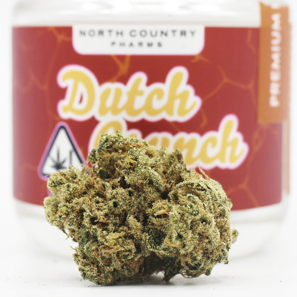 Dutch Crunch (s/h) - North Country Pharms (28% THC)