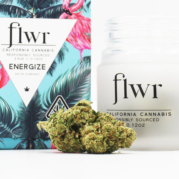 Energize (s/h) - FLWR - (Key Lime) - (22% THC)