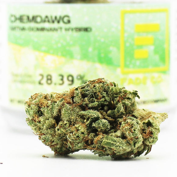Chem Dawg (s) - Fade Co. (32% THC)