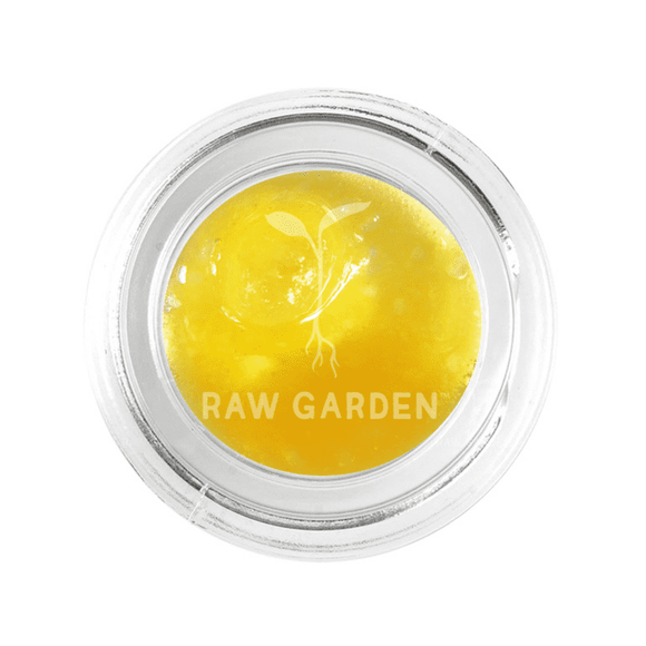 Raw Garden - 1g Sauce (Indica) - Text for Flavors
