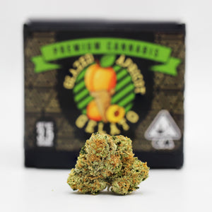 Glazed Apricot Gelato (h) - The Cure Company