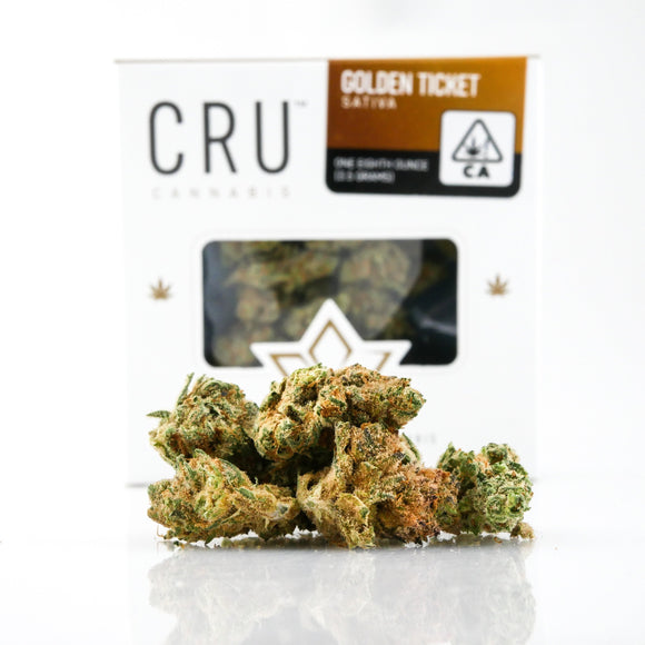Golden Ticket (s) - CRU