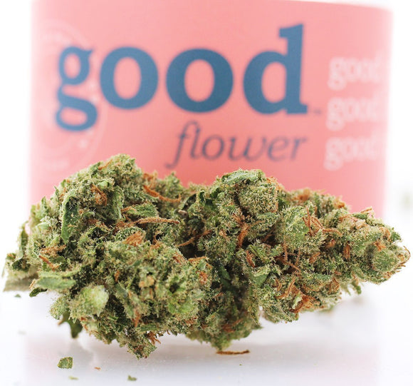 Peach Ozz (s) - Good Flower - (19% THC)