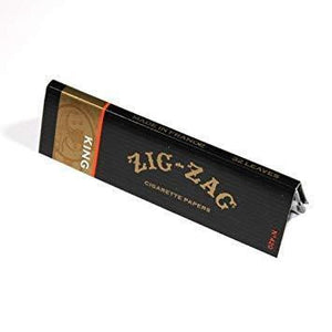 Zig Zags - King Sized Papers