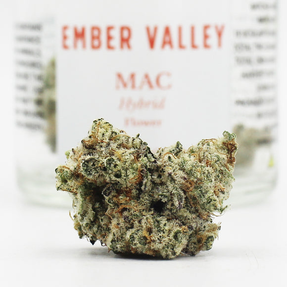 MAC (I/h) - Ember Valley (Miracle Alien Cookies) (23.6% THC)