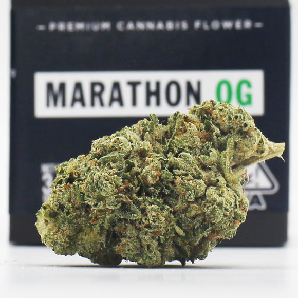 Marathon OG (i) - The Cure Company (26.5% THC)