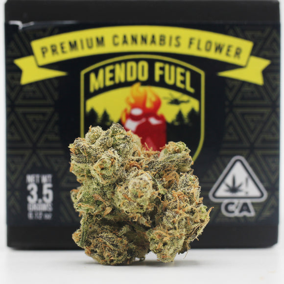 Mendo Fuel (h) - The Cure Comany (21% THC)