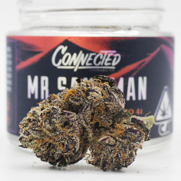Mr. Sandman (I/h) - Connected Cannabis Co. - (21% THC)