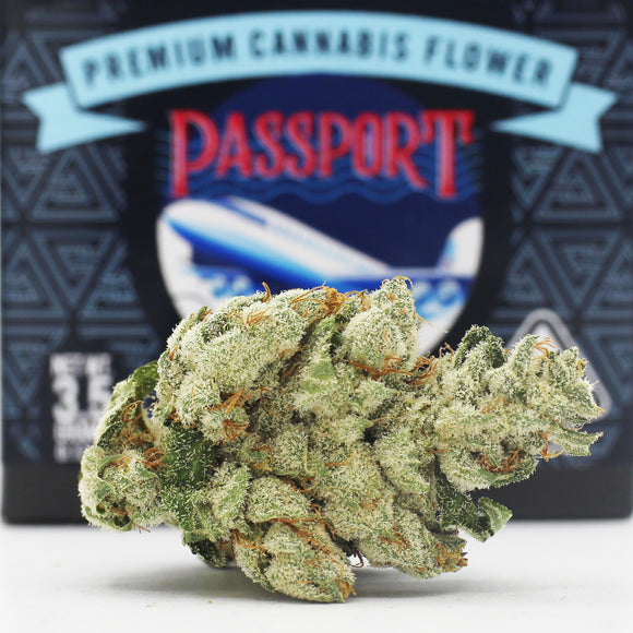 Passport (h) - The Cure Company (27%THC)