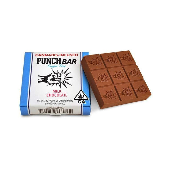 Punch Edibles - Milk Chocolate
