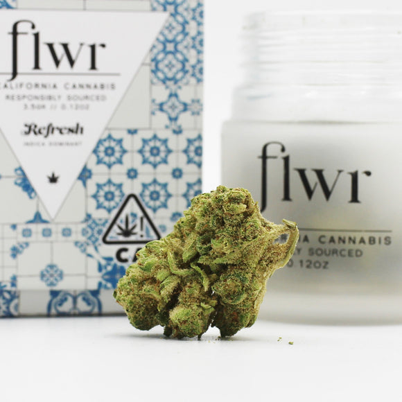 Refresh (i) - FLWR (Wedding Cake) - (20% THC)
