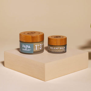 Papa & Barkley - 3:1 THC Rich - Releaf Balm - (15mL)