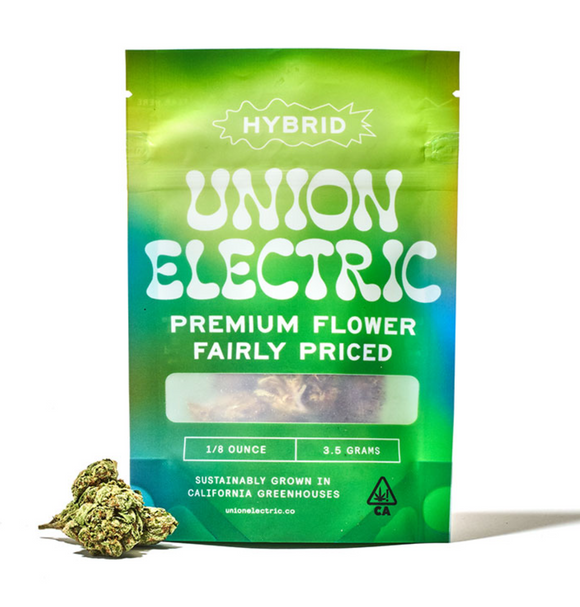 Chem Driver (h) - Union Electric (25% THC)