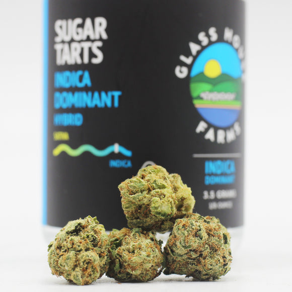 Sugar Tarts (i/h) - Glass House Farms (31.5% THC)