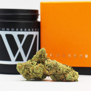 Orange Sunset (s/h) - Wonderbrett - (21% THC)