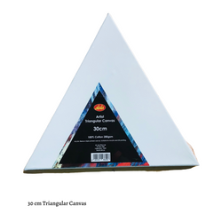 Artist Triangular Canvas${variant_titlescreen-shopping.myshopify.com