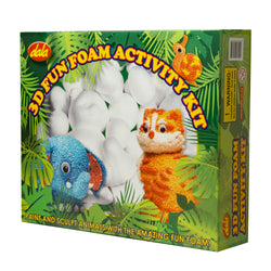 3D Fun Foam Modelling Kit${variant_titlescreen-shopping.myshopify.com